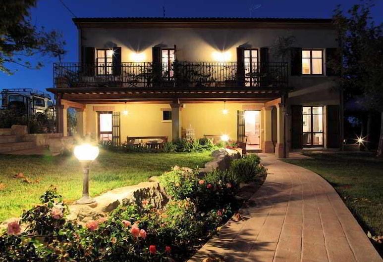 Le Case Antiche Albergo Diffuso, Verucchio, Udsigt fra hotellet