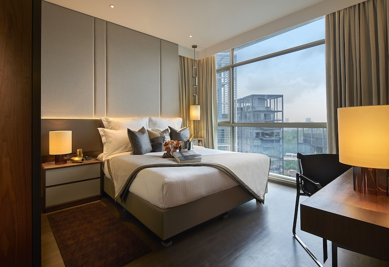 Ascott Orchard Singapore (SG Clean), Singapore, Penthouse, 2 Bedrooms (Soho Suite), Room