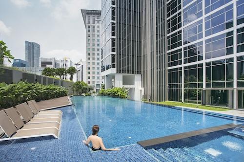 新加坡奧查德雅詩閣公寓酒店