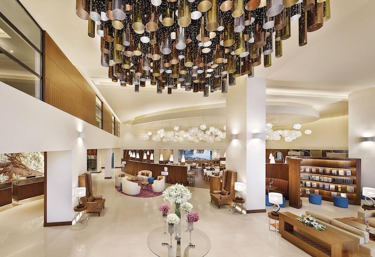 Courtyard by Marriott Riyadh Olaya, Riyadh, Lobby