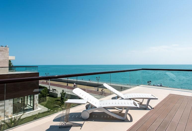 Arfa Park Hotel, Adlersky, Deluxe Room, 1 Bedroom, Terrace, Rooftop terrace