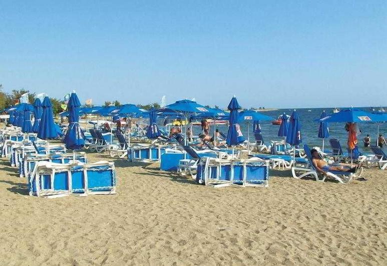 Philippion Beach, Polijiros, Plaża