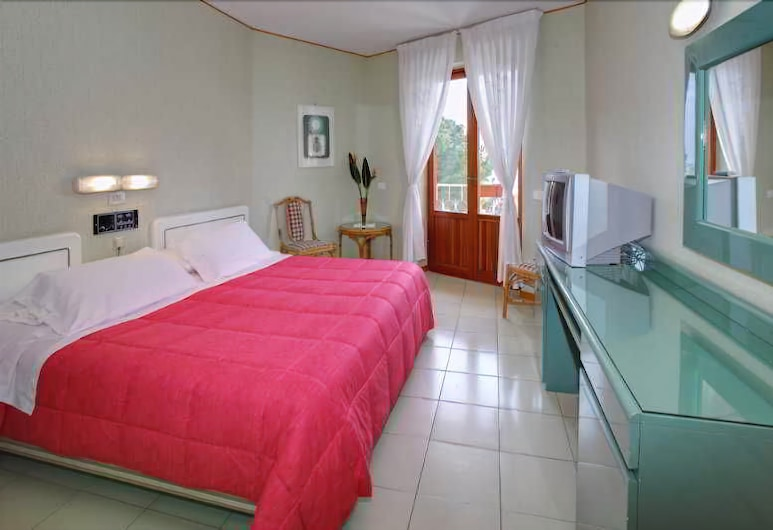 Perla del Golfo Hotel & Resort, Terrasini, Chambre
