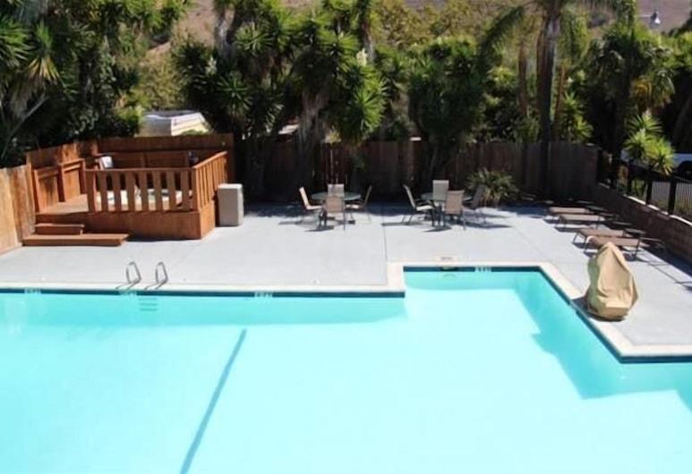 Inn at San Luis Obispo, San Luis Obispo, Vista dall'hotel