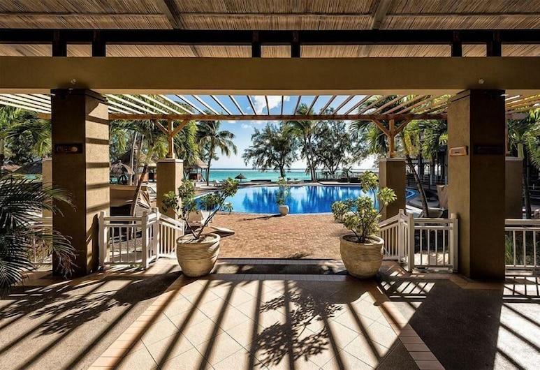 Cotton Bay Resort & Spa, Rodrigues, Vista dall'hotel