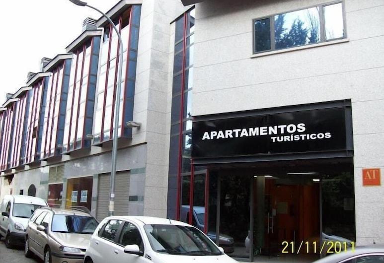 Feijoo Apartamentos Turisticos, Alpedrete, Skats no naktsmītnes