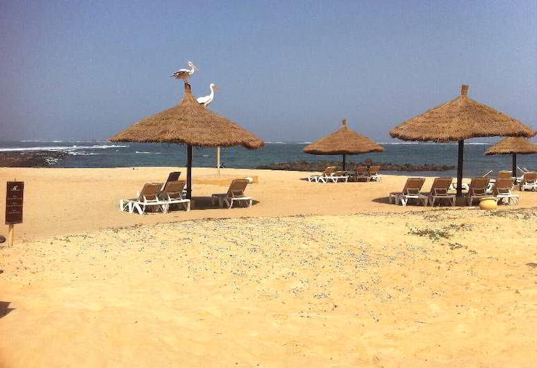 阿美迪斯飯店, 達卡, 海灘