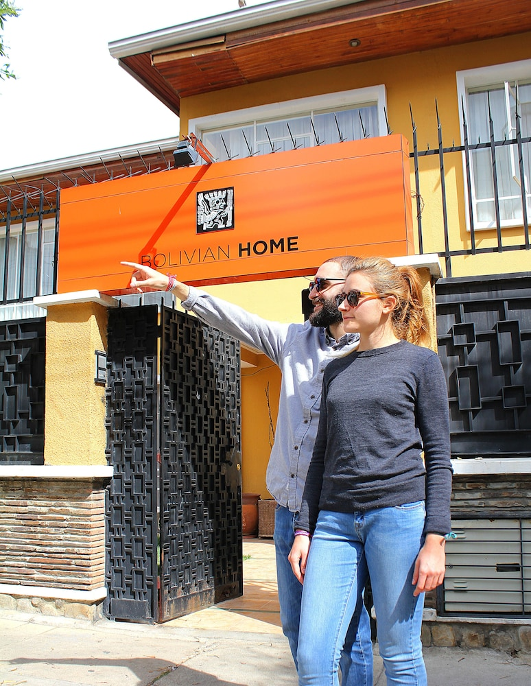 Landscape - International Hostel ®, La Paz