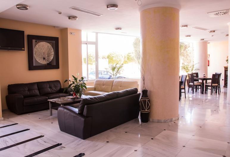 Hotel Valle del Almanzora, Armuña de Almanzora, Salon de la réception