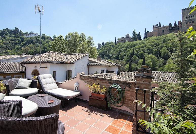 Casa Horno Del Oro, Granada, Terrasse/veranda