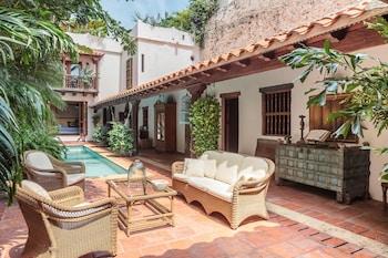 Selline näeb välja Hotel Casa Mejía, Cartagena