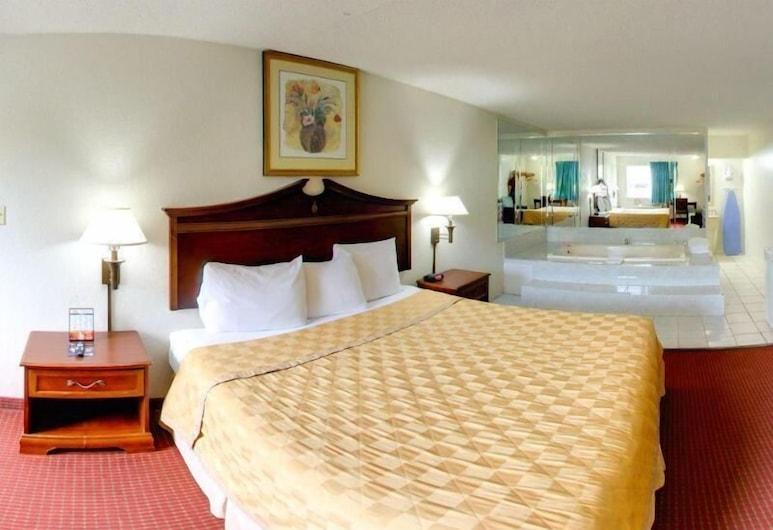 牡蠣點生態小屋旅館, 紐波特紐斯, 酒店景觀