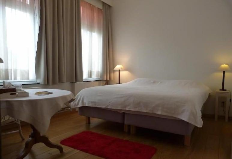 Sparrows Nest, Gent, Udsigt fra hotellet