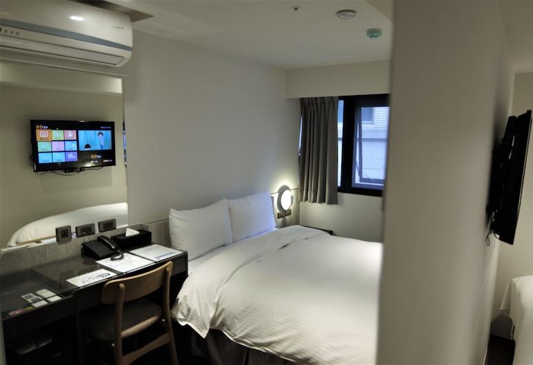 Oursinn Hotel, Tchaj-pej, Dizajnová dvojlôžková izba, Hosťovská izba