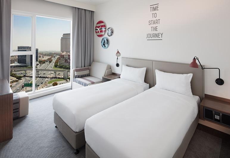 Rove City Centre, Dubai, Room (Rover), Guest Room