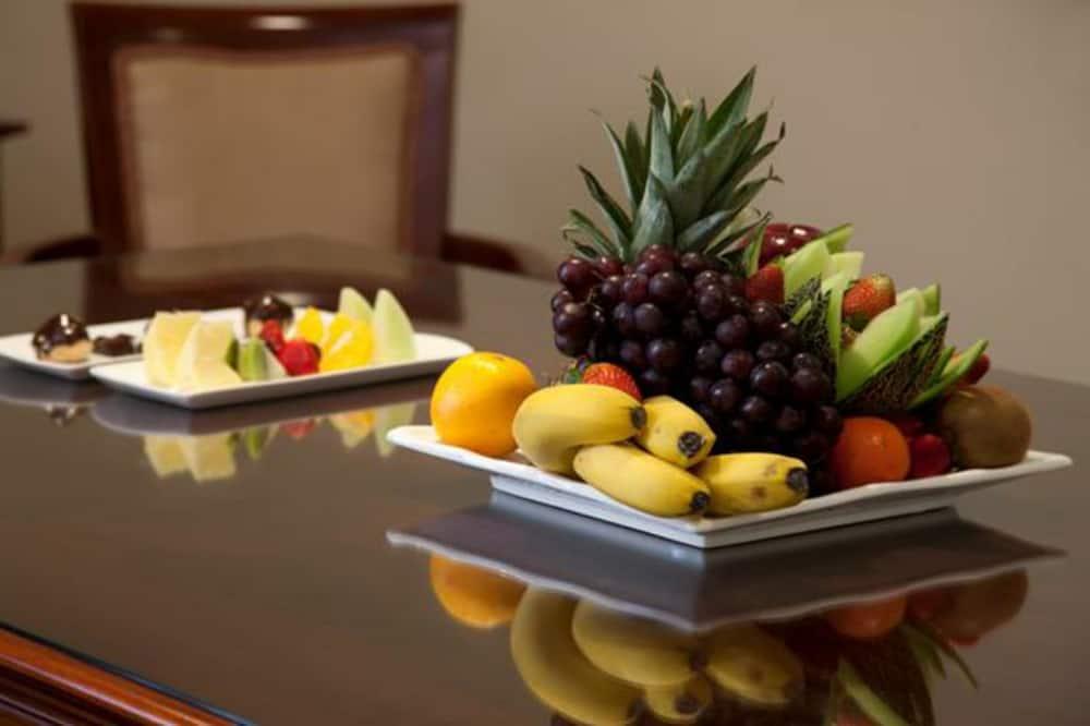 Business Suite Room  - Γεύματα στο δωμάτιο