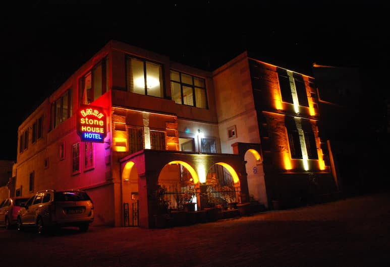 Emre's Stone House, Nevsehir, Hotel Front – Evening/Night