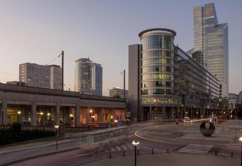 Hotel City Center, Brüssel, Außenbereich