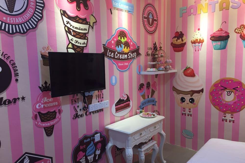 Signature Double Room - Children's Theme Room