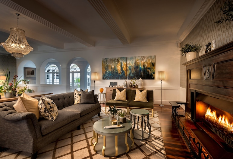 The Manor House at Fancourt, George, Hotellounge