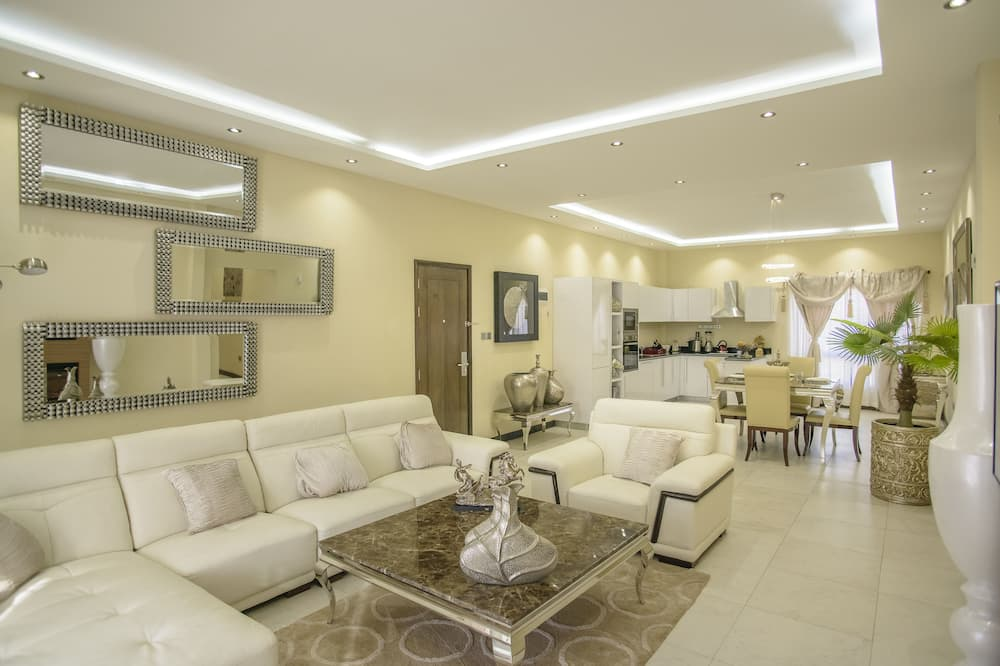 Suite superior - Sala de estar
