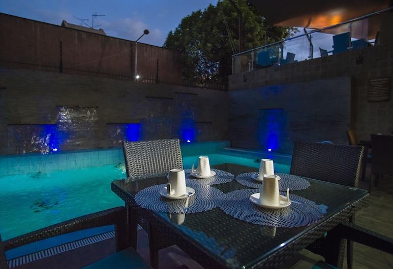 The Landmark Suites, Nairobi, Terrasse/Patio