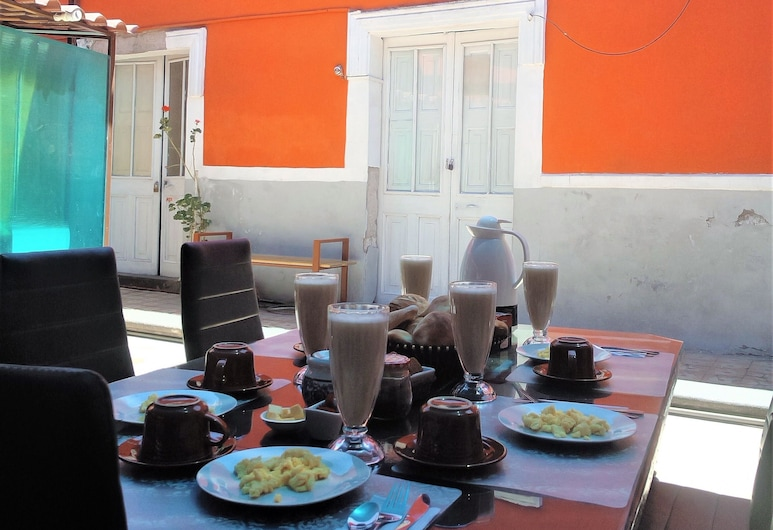 Hospedaje Casona Moya, Arequipa, Outdoor Dining