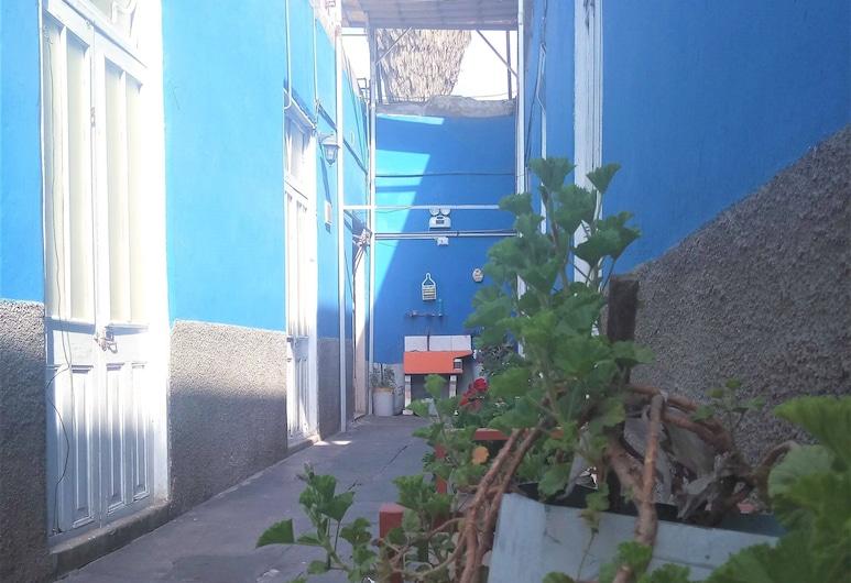 Hospedaje Casona Moya, Arequipa, Innenhof