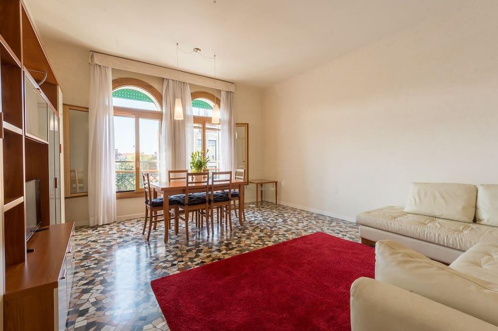 Apartment, 3 Bedrooms, Kitchen - Living Room
