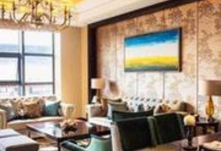 Wyndham Grand Xian Residence, Xi'an, Grand Apartment, 3 Bedrooms, Guest Room
