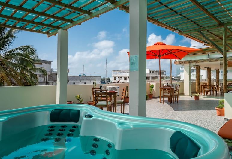 Hotel Flamingo, Puerto Ayora, Pool