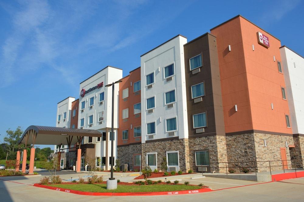 Best Western Plus Airport Inn Suites Shreveport