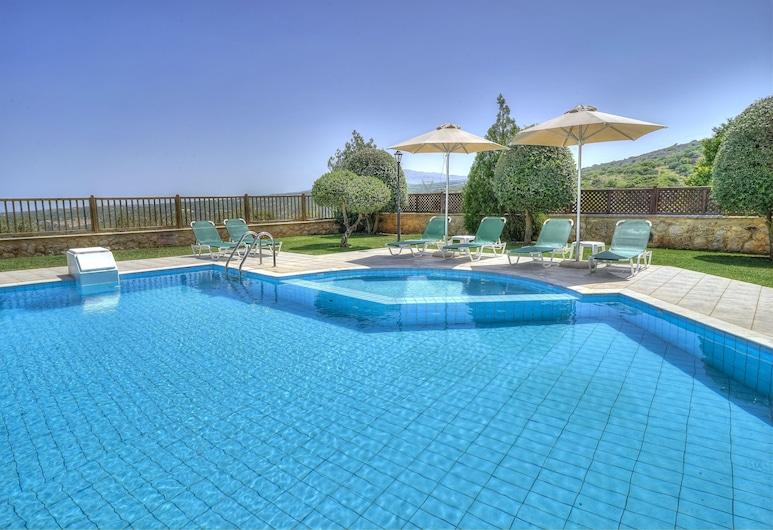 Gerani Villas, Rethymno, Altan