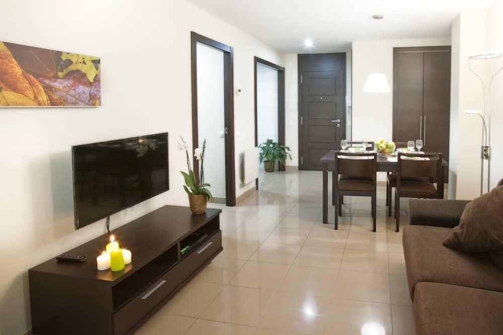 Standard-Apartment, 2Schlafzimmer - Wohnzimmer