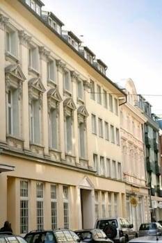 杜塞爾多夫高街公寓酒店的圖片