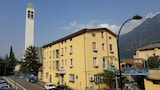 Book this Parking available Hotel in Darfo Boario Terme