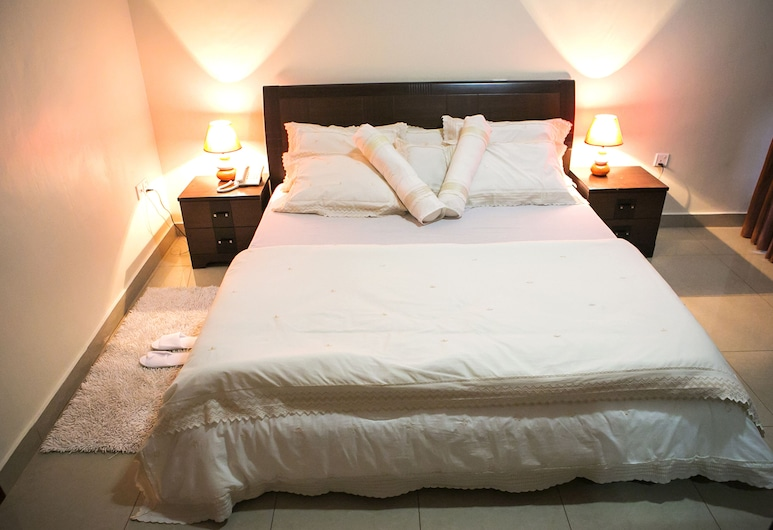 St Augustine Apartment & Hotel, Kigali, Executive Room, Guest Room