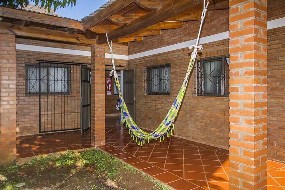 Shared Dormitory - Terrace/Patio