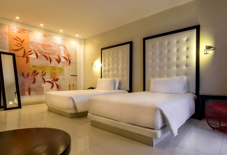 In Fashion Hotel & Spa - Adults Only, Playa del Carmen, Petite Double, Gästrum