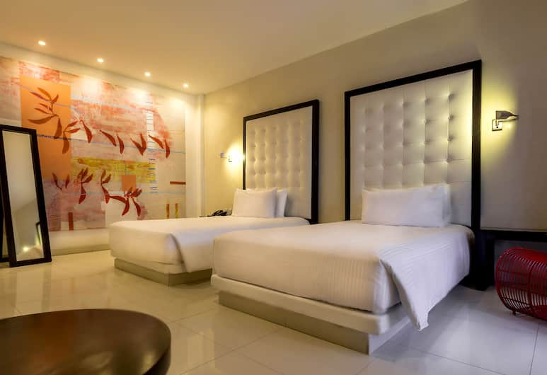 In Fashion Hotel & Spa - Adults Only, Playa del Carmen, Petite Double, Chambre