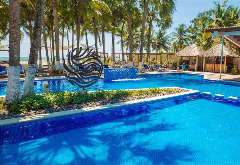伊札可飯店及海灘渡假村, 艾拉杜拉