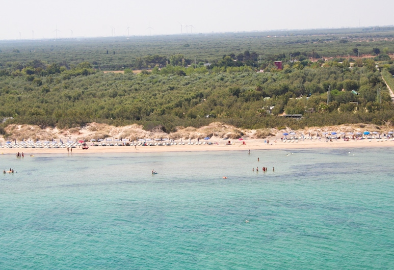 Happy Camp Torre Rinalda Camping Village, Lecce, Plage