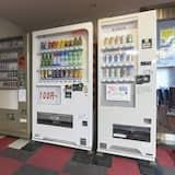 Автомат с едой и напитками