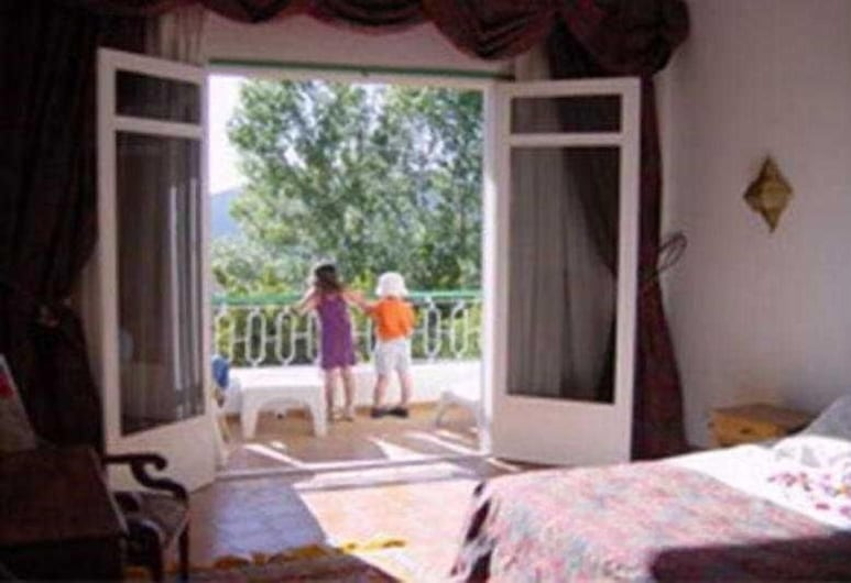 Hôtel des Cascades Ecolodge, ติกกิ, วิวจากโรงแรม