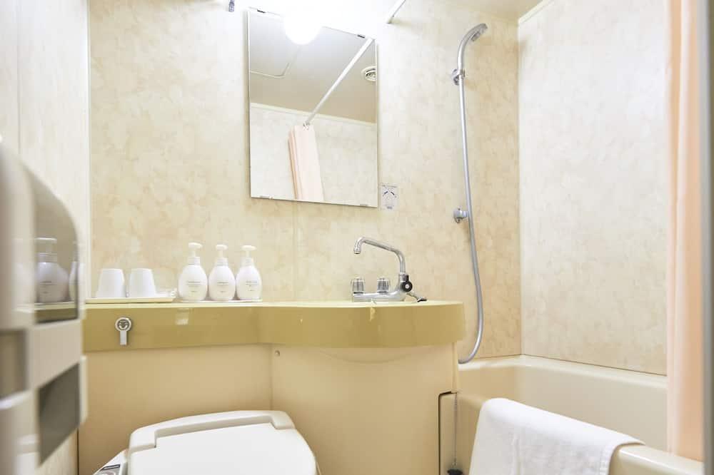 Einzelzimmer, Nichtraucher - Badezimmer