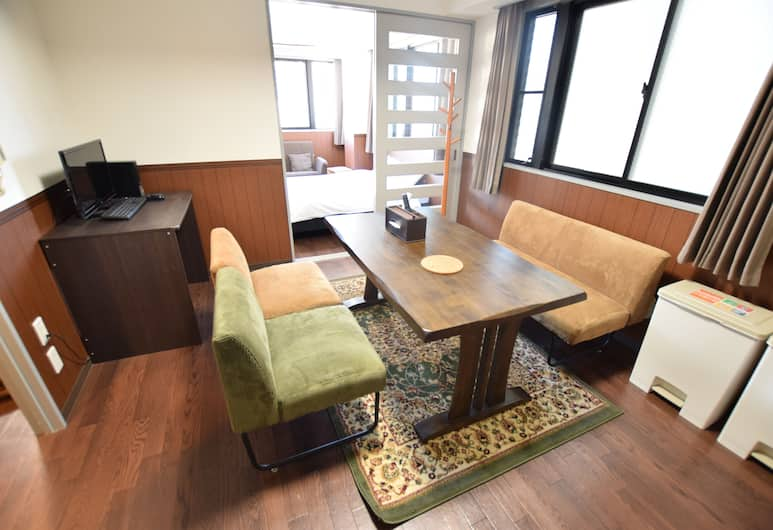 Randor Residence Tokyo Classic, Tokyo, Family Apartment, 2 Bedrooms, Kitchen, Living Area