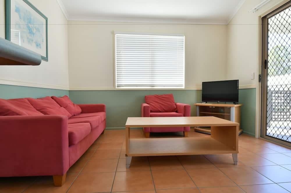 Superior-villa - 2 soveværelser - Stue