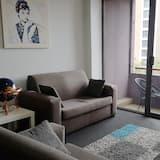 Premium Δωμάτιο, 2 Υπνοδωμάτια, 2 Μπάνια, Θέα στην Πόλη - Περιοχή καθιστικού