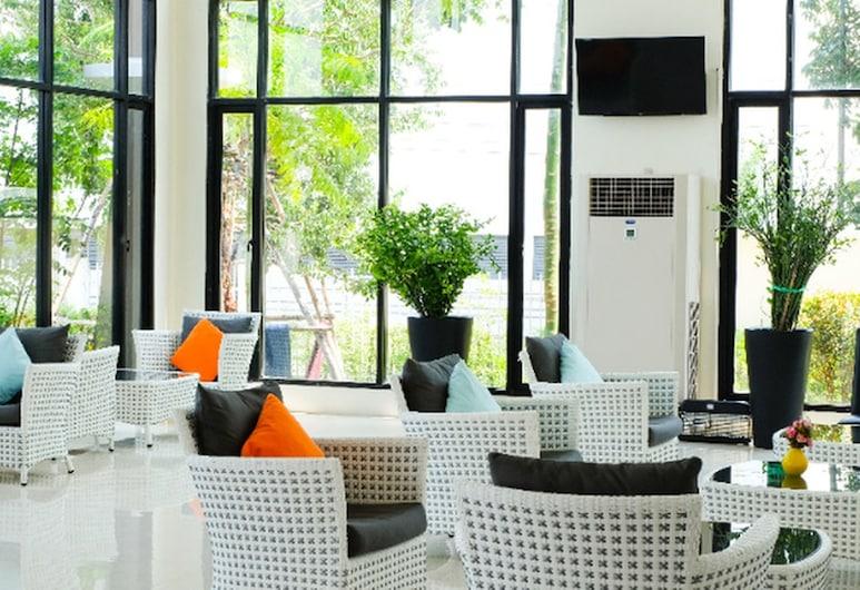 Summer Tree Hotel, Bangkok, Eingangsbereich