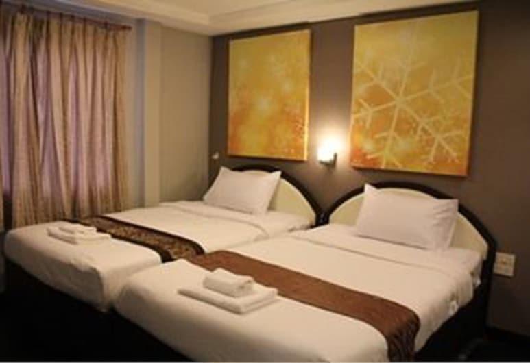 S30 Sukhumvit Hotel, Bangkok, Tomannsrom, Gjesterom